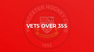Vets over 35s