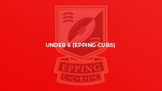 Under 6 (Epping Cubs)