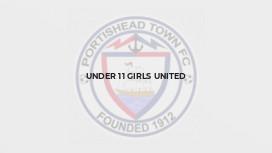 Under 11 Girls United