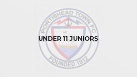 Under 11 Juniors