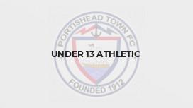 Under 13 Athletic