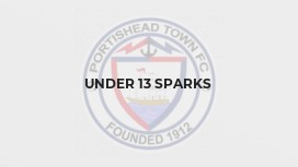 Under 13 Sparks