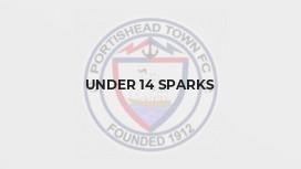 Under 14 Sparks
