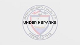 Under 9 Sparks