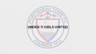 Under 11 Girls United