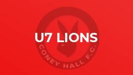 U7 Lions