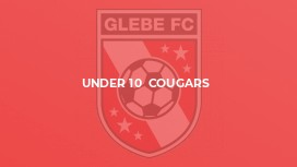 Under 10  Cougars