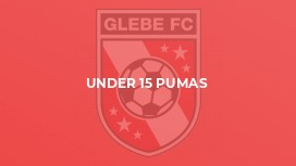Under 15 Pumas