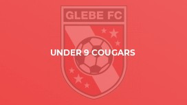 Under 9 Cougars