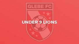 Under 9 Lions
