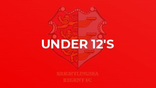 Brightlingsea Regent U12s 2:2 Stanway Rovers U12s Yellows