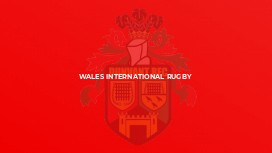 WALES INTERNATIONAL RUGBY