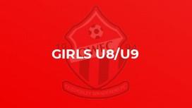 Girls U8/U9