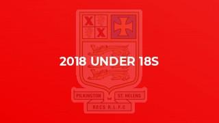 2018 Under 18s