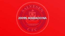 2009s Maradona