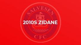 2010s Zidane