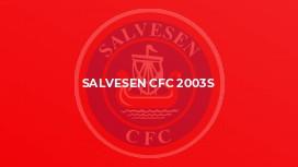 Salvesen Cfc 2003s