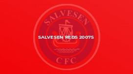 Salvesen Reds 2007s