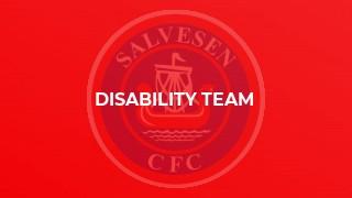 Disability Team