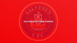 Salvesen Cfc 2006 Vikings