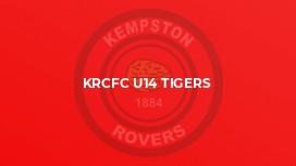 KRCFC U14 Tigers