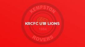 KRCFC U18 Lions
