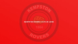 Kempston Rovers Colts U9 Lions