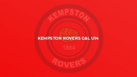 Kempston Rovers G&L U14