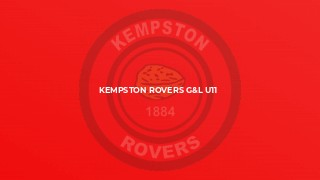 Kempston Rovers G&L U11