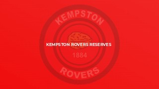 Kempston Rovers Reserves