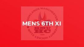 Mens 6th XI