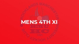 Mens 4th XI