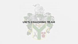U10's Coaching Team