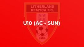 U10 (AC - SUN)