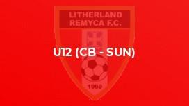 U12 (CB - SUN)