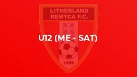U12 (ME - SAT)