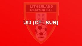 U13 (CF - SUN)