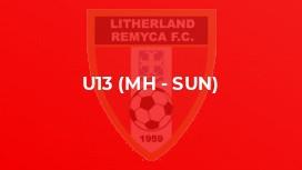 U13 (MH - SUN)
