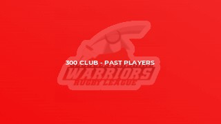 300 Club - Past Players
