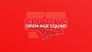 Open Age Squad