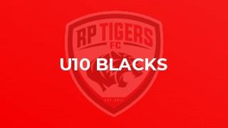 U10 Blacks