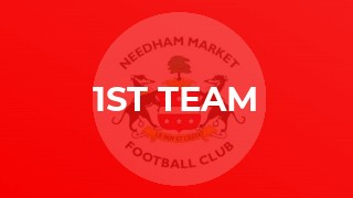 Recce Dobson Smash and Grabs a fantastic away victory with ten men after Squires is shown two yellows, to take Needham Market up to third.
