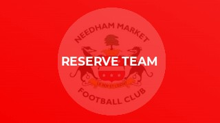 Reserves Ease Through in County Cup