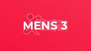 Mens 3