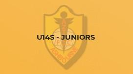 U14s - Juniors