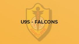 U9s - Falcons