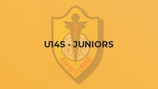 U13's juniors match report 13.01.2019  Ashbourne Aztecs Juniors – 0  Mickleover RBL Lions - 7