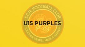 U15 Purples
