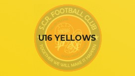 U16 Yellows