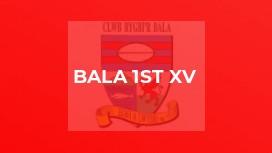 Bala 1st XV